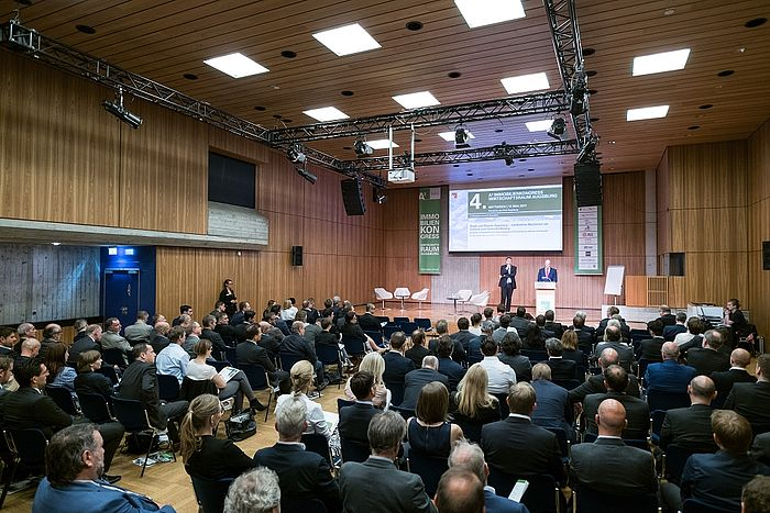 A3 Immobilienkongress 2017 im Saal baramundi Kongress am Park
