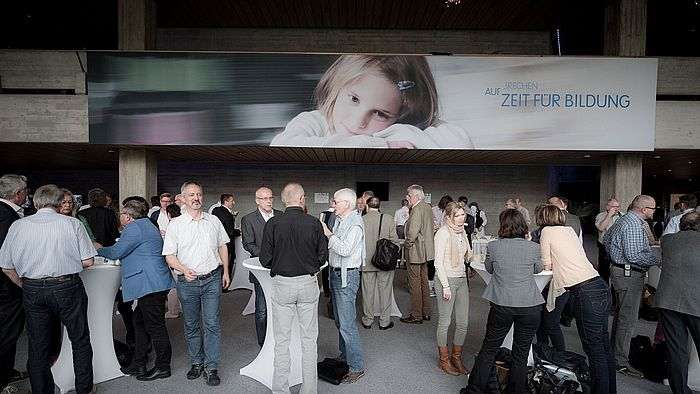 Banner Klassik Radio Foyer BLLV 2015 Kongress am Park